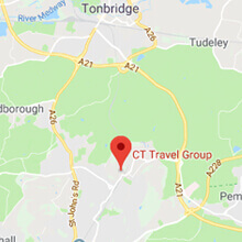 CT Travel Group - Tunbridge Wells