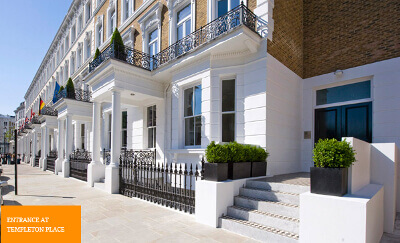 Templeton Place - Serviced Apartments London